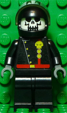 Space Skull Commander