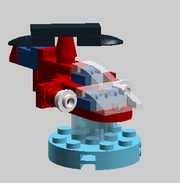 Spider-Copter LD2
