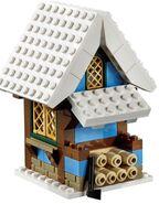 10229 Le cottage d'hiver 7