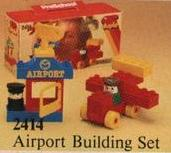 2414 Airport Building Set