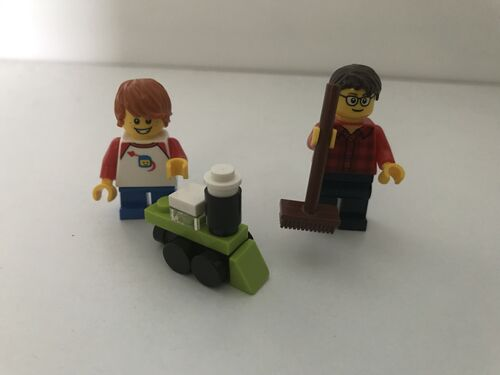 40292 minifigurines DY