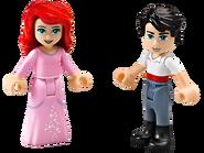 41052 Le baiser magique d'Ariel et son prince 6