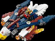 70142 Le planeur Aigle de feu d'Eris 3