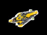 75214 Anakin's Jedi Starfighter 2