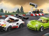 75888 Porsche 911 RSR et 911 Turbo 3.0