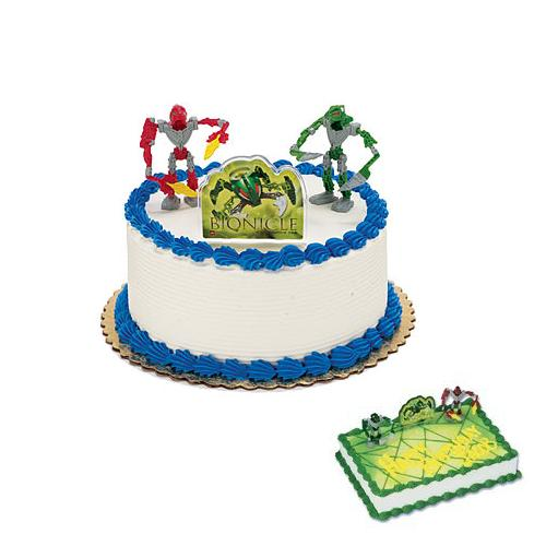 BIONICLE Cake Decorating Kit | Brickipedia | FANDOM ...