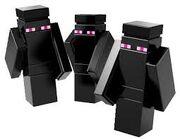 LEGO Minecraft Endermen