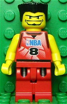 NBA player 08