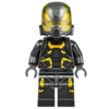 Pourpoint jaune-76039