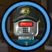 TLM Jeton 091-Robot antigang