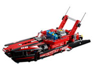 42089 Le bateau de course