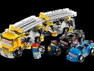 60060 Le camion de transport des voitures
