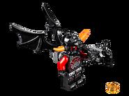 70320 L'Aero Striker V2 d'Aaron Fox 6