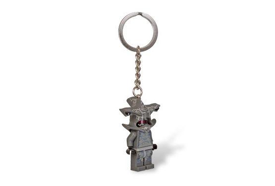 Hammerhead Guardian Keyring Lego Atlantis 853085