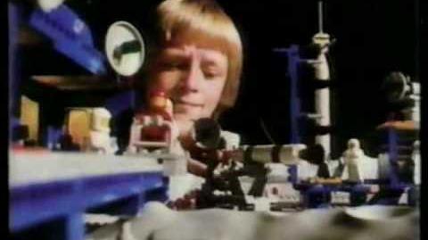 Legoland Space 1986