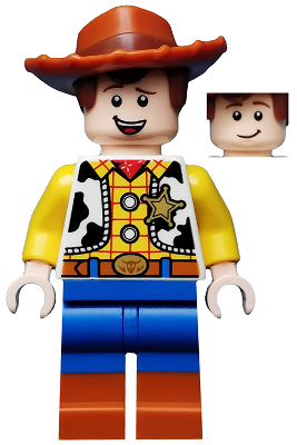 Minifigure Woody