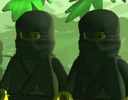 Ninja Scene