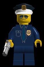 Officer Castan