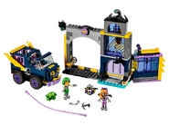 41237 Le Bunker secret de Batgirl
