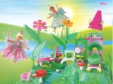 5862 Flower Fairy Party