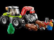 60181 Le tracteur forestier