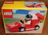 6509-Red Devil Racer
