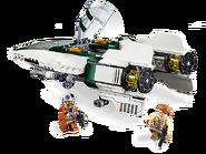 75248 A-wing Starfighter de la Résistance 3