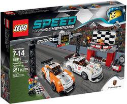 75912 Porsche 911 GT Finishing Line