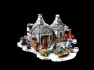75947 La cabane de Hagrid Le sauvetage de Buck 2