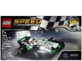 75995 Mercedes AMG Petronas Team Gift 2017
