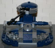 Brickmaster Star Wars AAT