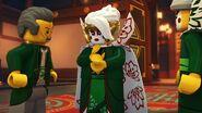 Empereur de Ninjago-La princesse de jade