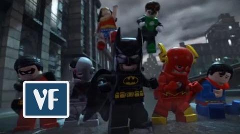 LEGO Batman Le film - Unité des super-héros - Bande-annonce VF