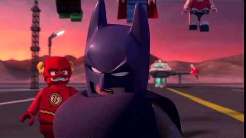 LEGO DC Super Heroes Justice League Attack of the Legion of Doom - Trailer