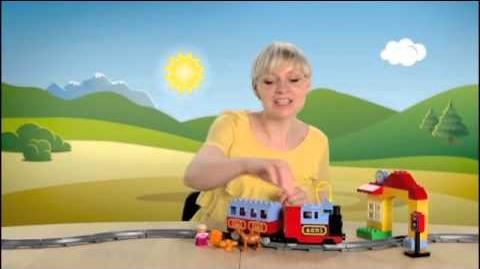 LEGO Duplo Designer Video - My First Train