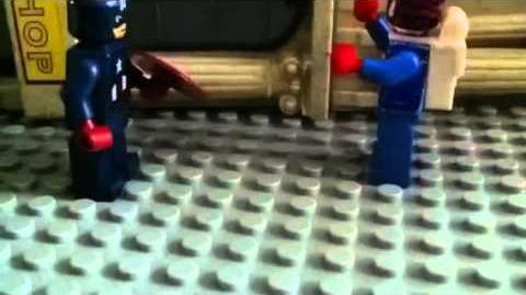 Lego the Amazing Spider-man episode 1 The villain outbreak