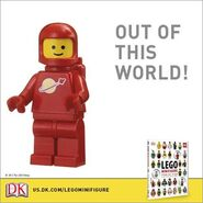 Minifigure Year by Year Promo DK 3