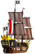 21322 Les pirates de la baie de Barracuda 4