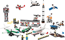 9335 Space and Airport Set
