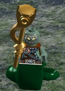 Custom: Gorgon (Monster Fighters)