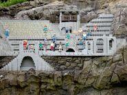Lego Minack Theatre