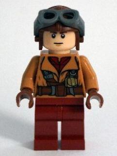 Lego Naboo Pilot