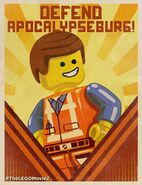 TheLegoMovie2 Defend Apocalypseburg
