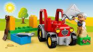10524 Le tracteur de la ferme 3