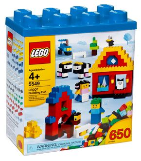 5549 LEGO Building Fun | Brickipedia | FANDOM powered by Wikia