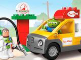 5658 Le camion de Pizza Planet