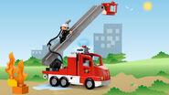 5682 Le camion des pompiers 2