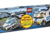 66282 City Police Value Pack