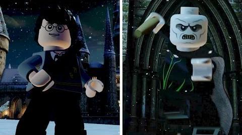 LEGO Dimensions Explore the Wizarding World!