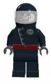Space Skull Minion LDD